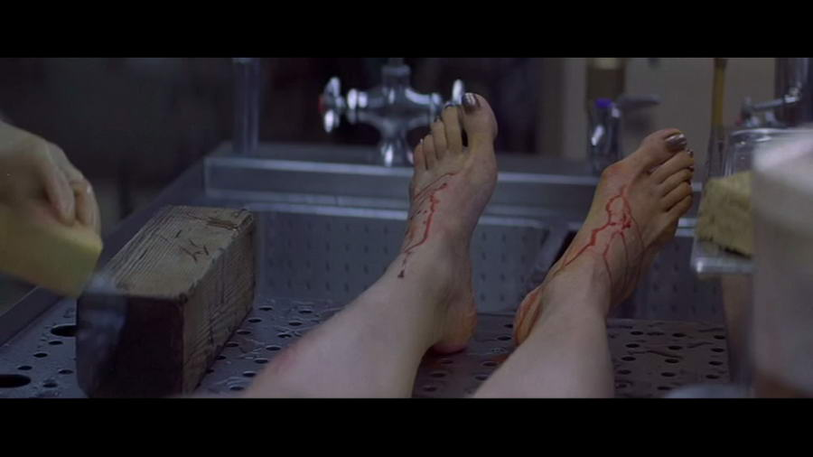 Anne Marie Pohtamo Feet