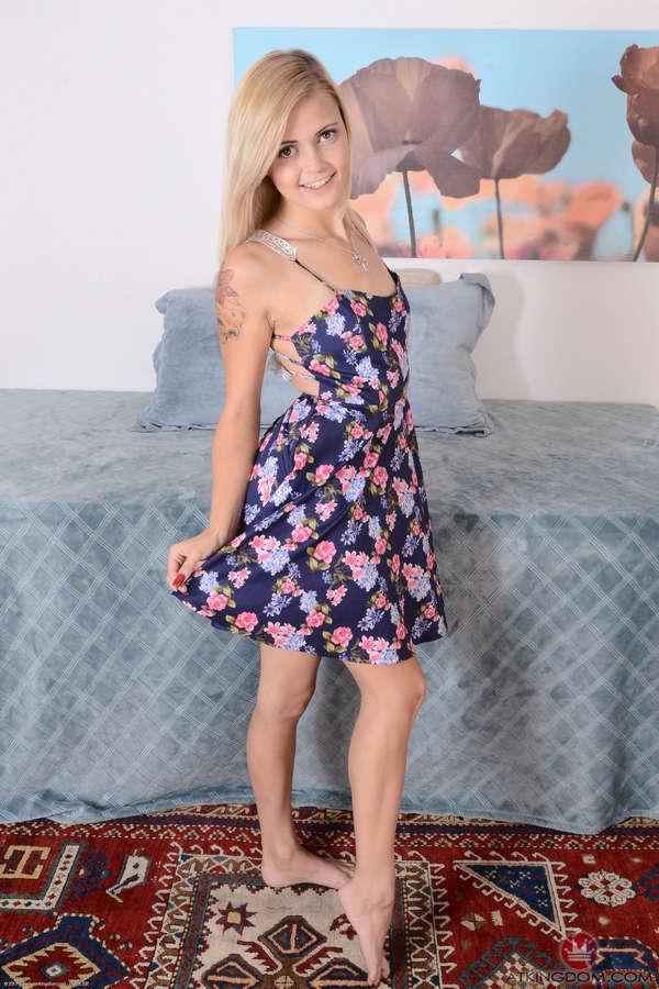 Madison Hart Feet