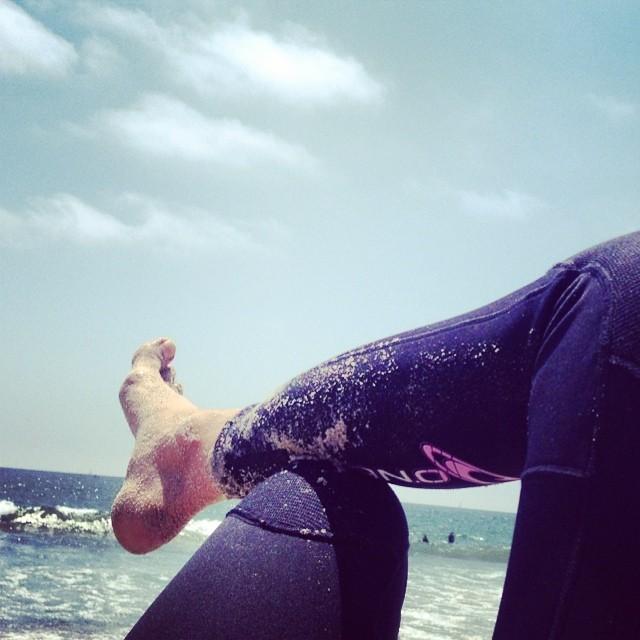 Anya Korzun Feet