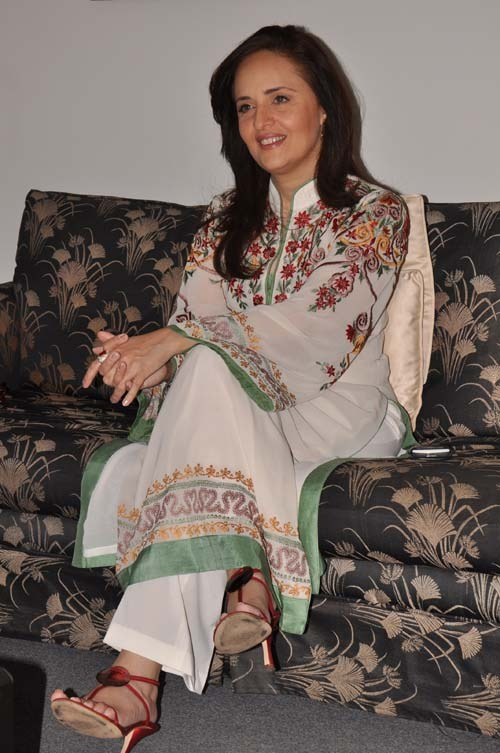 Hina Khawaja Bayat Feet