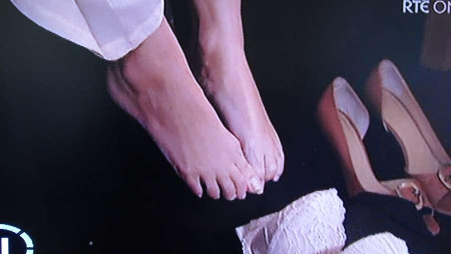 Fleur Saville Feet