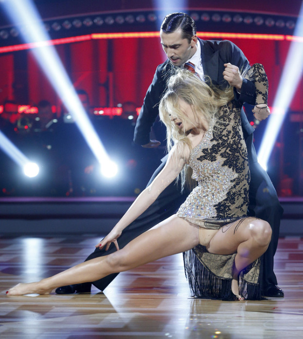 Elias Ladas Dancing With The Stars Eygenia Manolidou