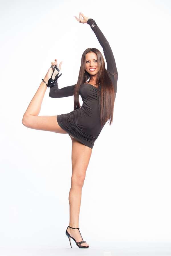 Yulianna Lukasheva Feet