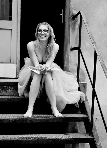 Luise Weiss Feet