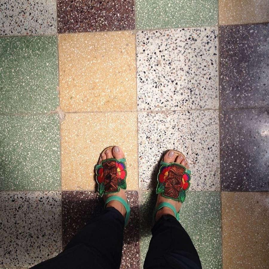 Anita Kapoor Feet