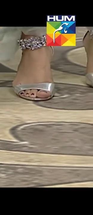 Sanam Jung Feet