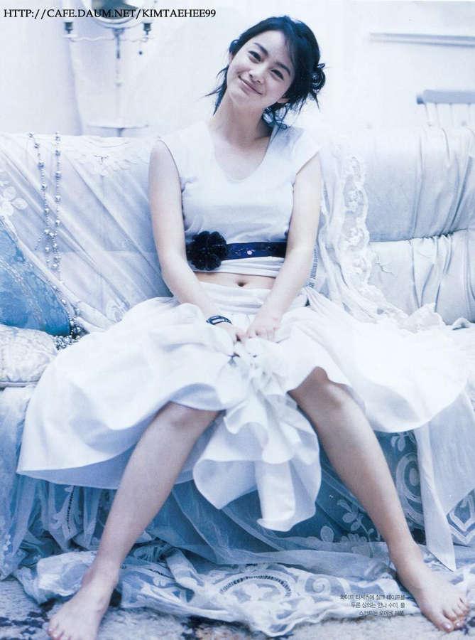 Tae Hee Kim Feet