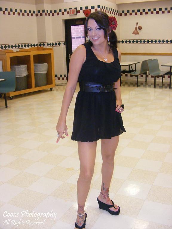 Bonnie Maxon Feet