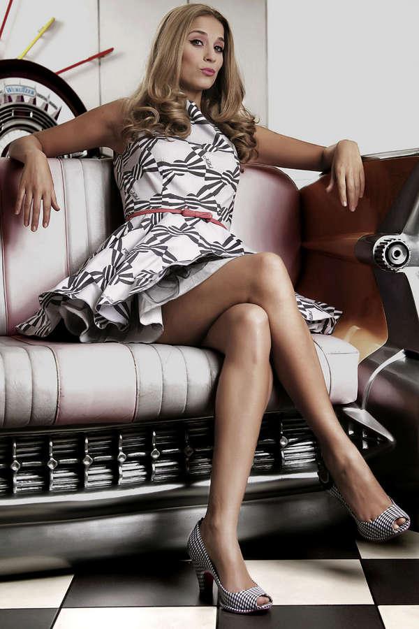 Luisa Barbosa Feet