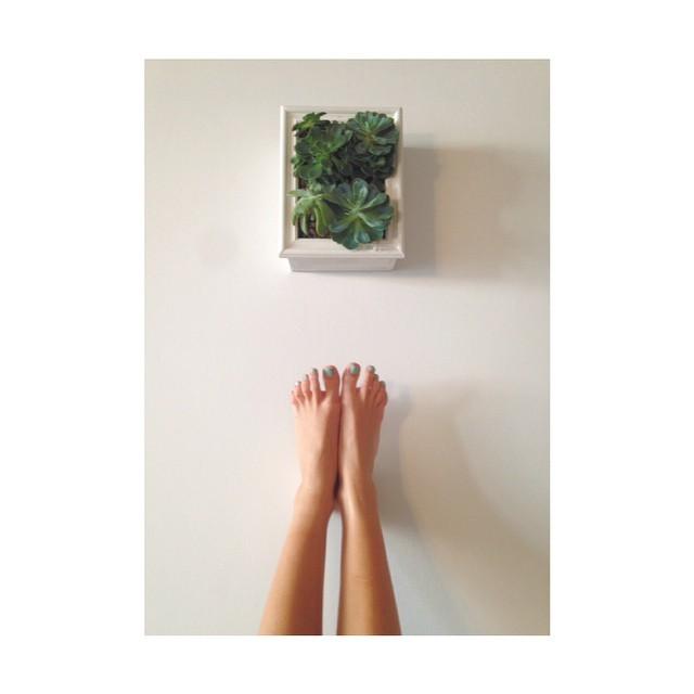 Paloma Cepeda Feet