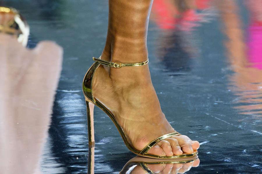 Barbara Valente Feet