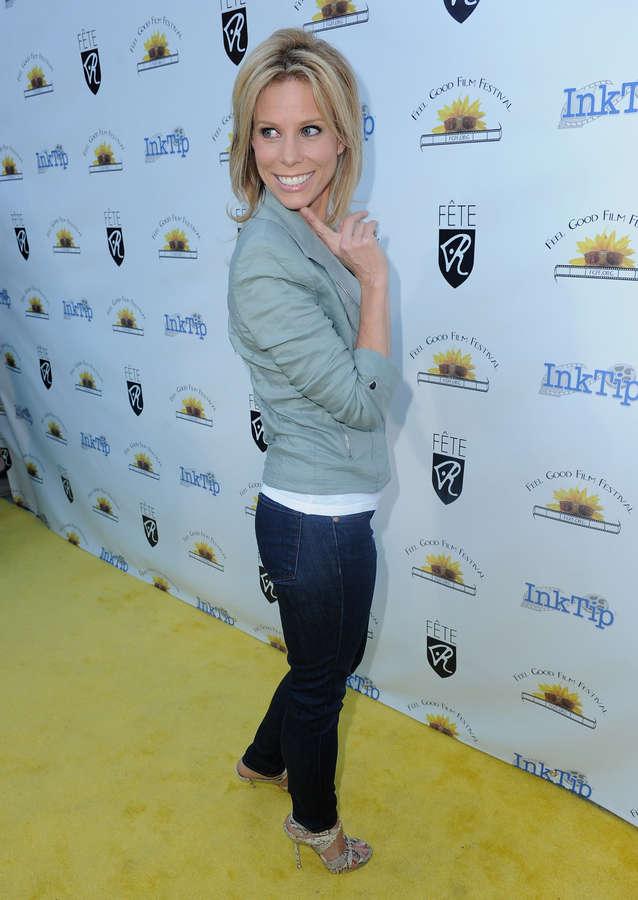 Cheryl Hines Feet