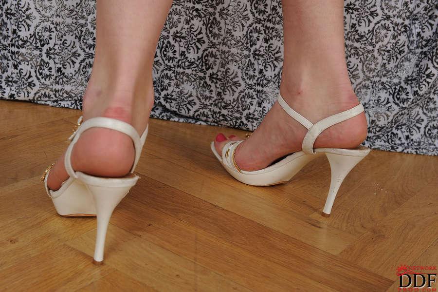 Baby Nicole Feet
