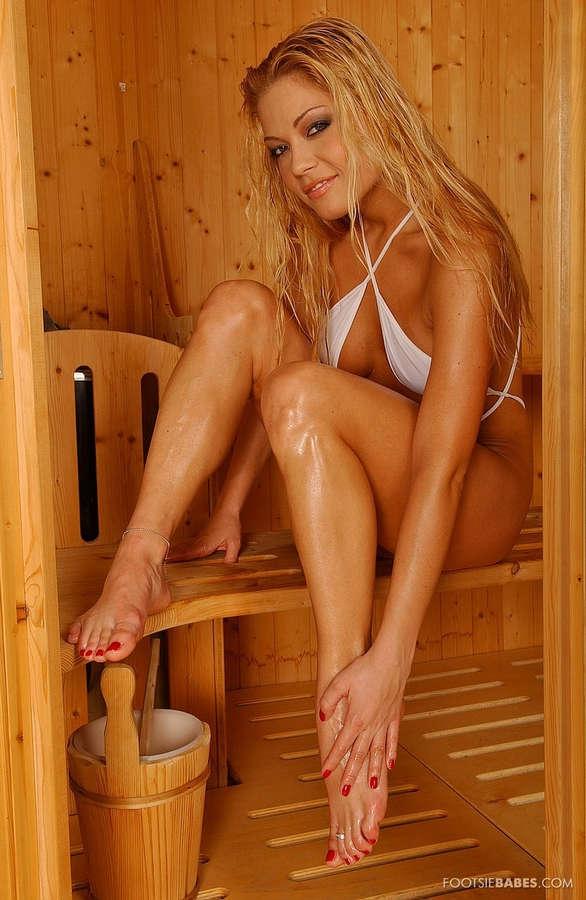 Adriana Malkova Feet
