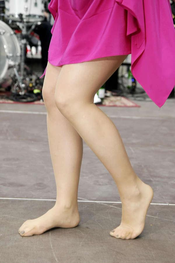 Jeanette Biedermann Feet