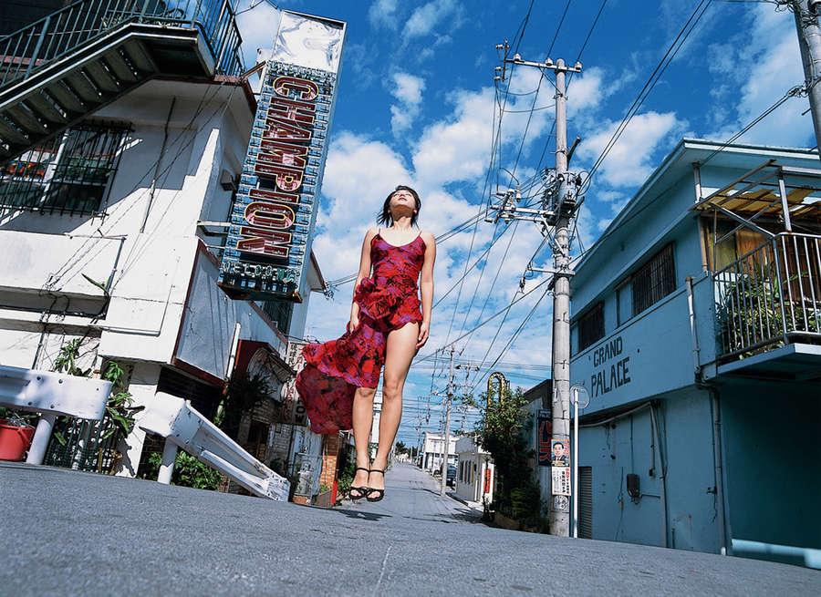 Miho Yoshioka Feet