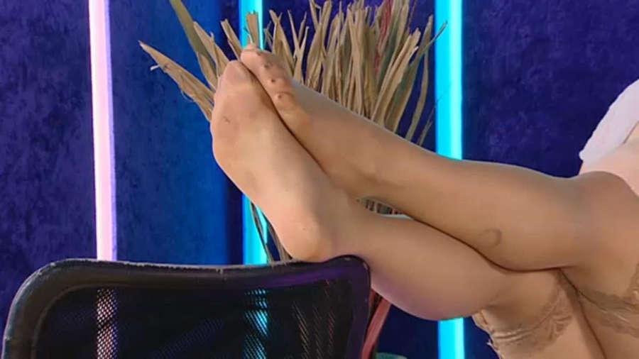 Rebecca Shiner Feet