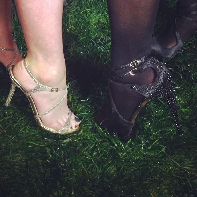 Courtney Cason Feet