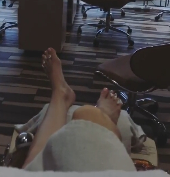 Athena Brensberger Feet