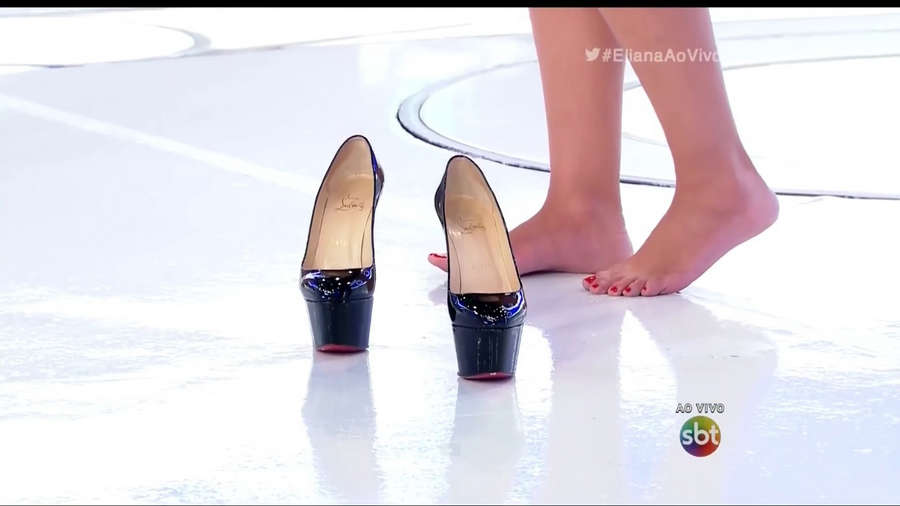 Eliana Michaelichen Feet