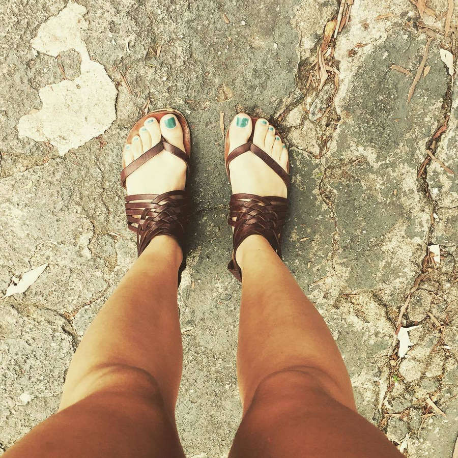 Lisandra Cortez Feet
