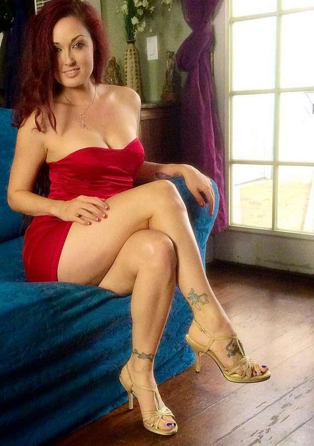 Melessia Hayden Feet