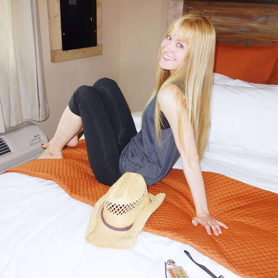 Camille Kitt Feet