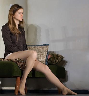 Lisa Hagmeister Feet