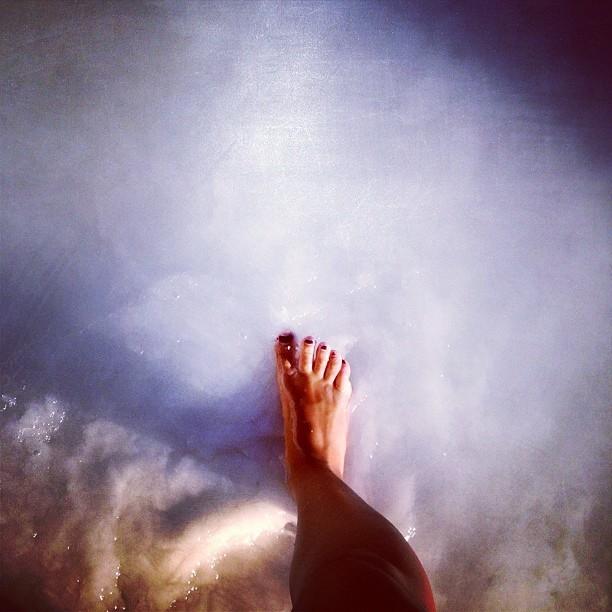 Maria Herrejon Feet