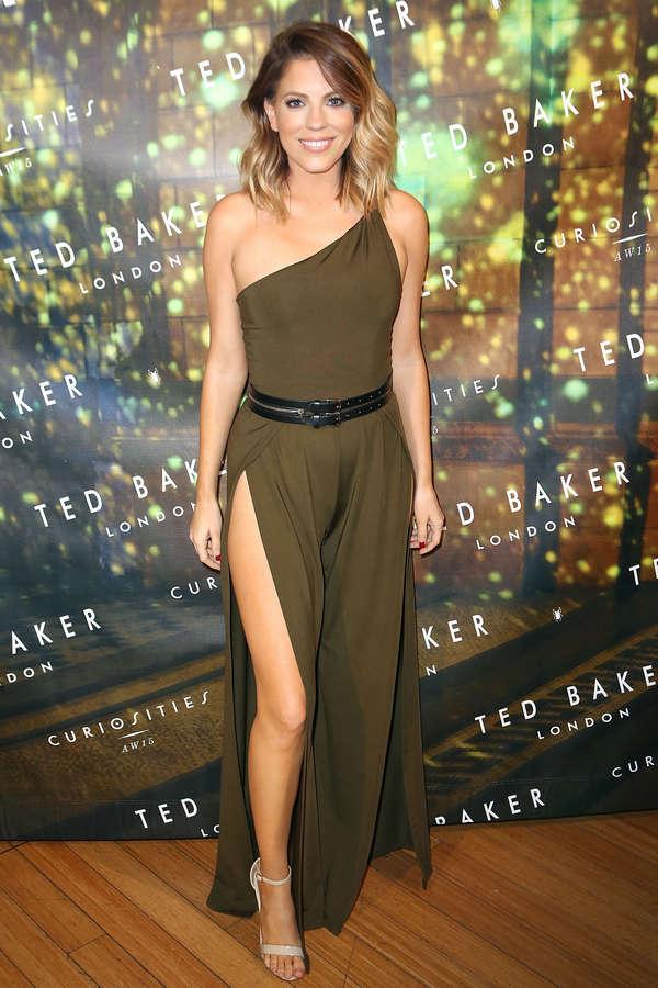 Stephanie Bauer Feet