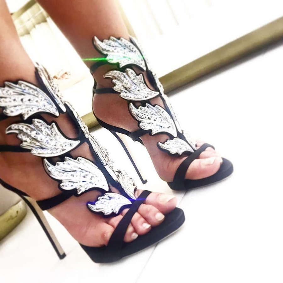 Elisa De Panicis Feet