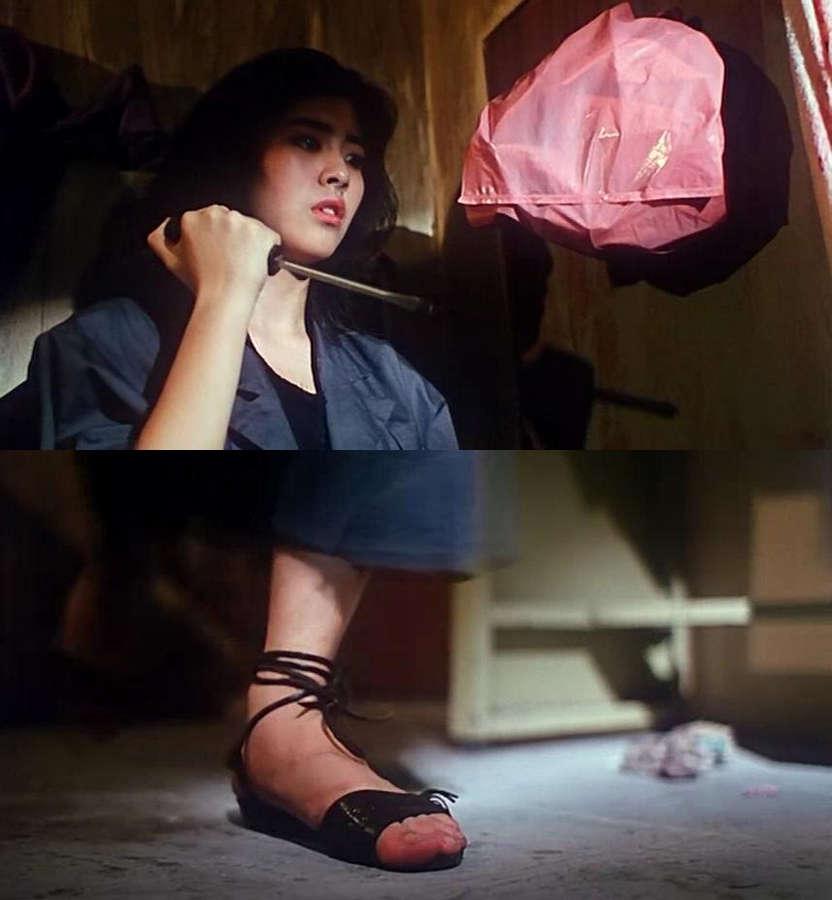 Joey Wang Feet