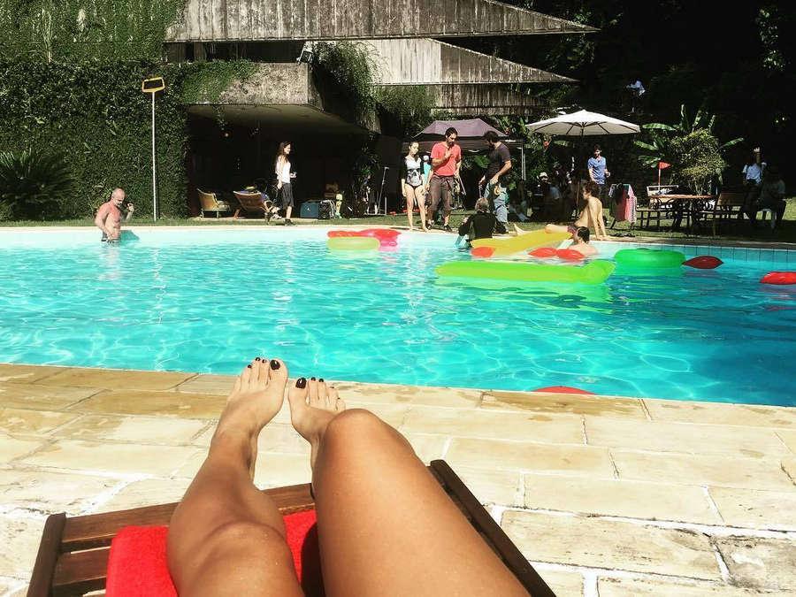 Leticia Lima Feet