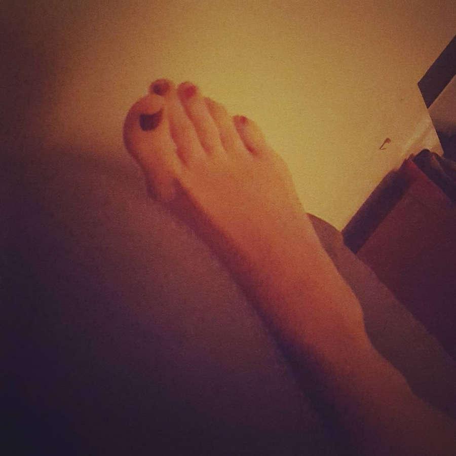 Rybi Jenkins Feet