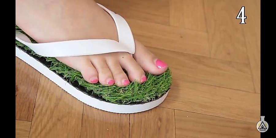 Natalia Machuca Feet