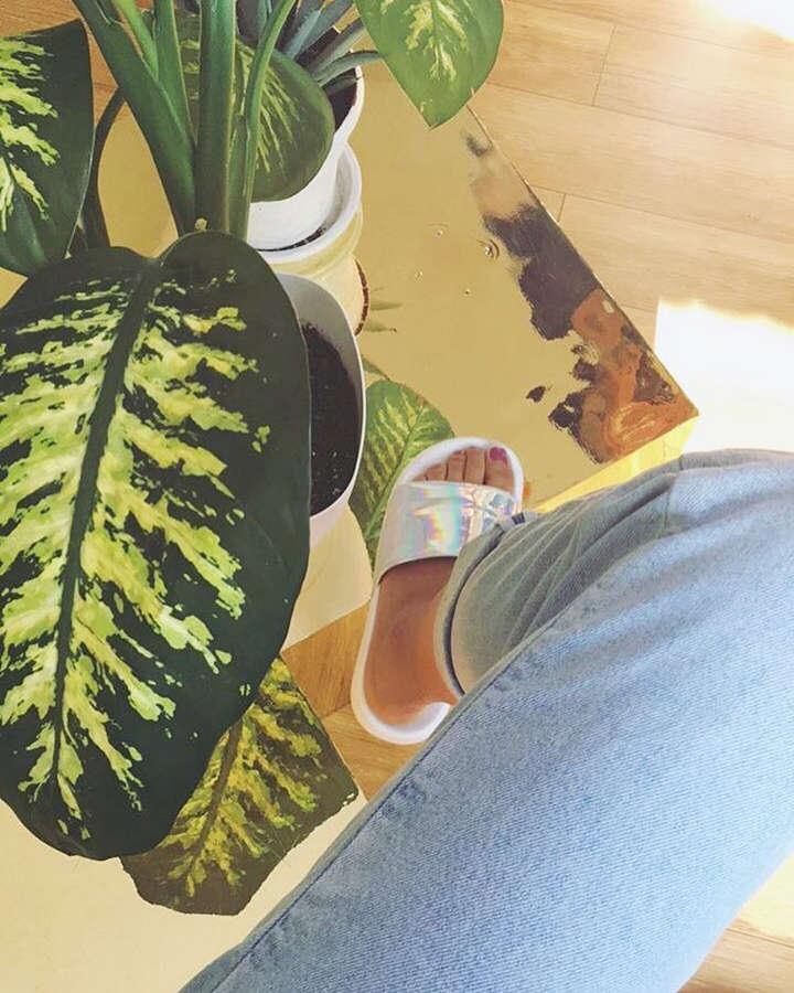 Sydney Schafer Feet