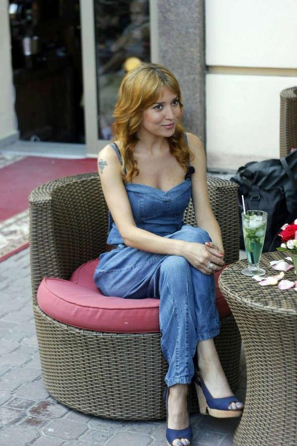Alena Vinnitskaya Feet