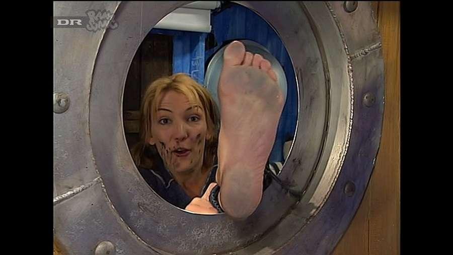 Andrea Vagn Jensen Feet