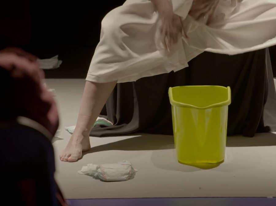 Agnes Busquets Feet