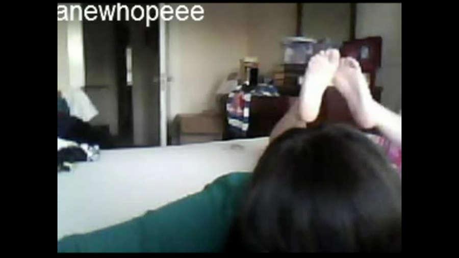 Catie Wayne Feet
