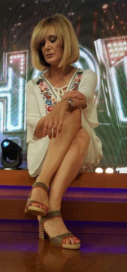 Marcela Coronel Feet