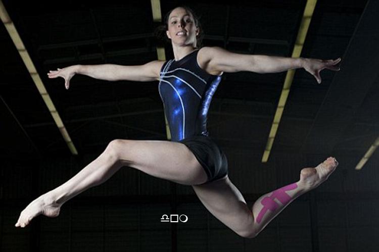 Beth Tweddle Feet