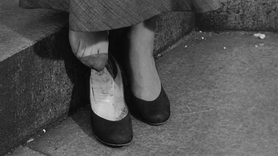 Judy Holliday Feet