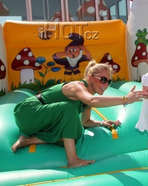 Zuzana Belohorcova Feet