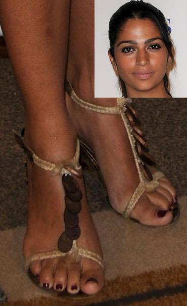 Camila Alves Feet