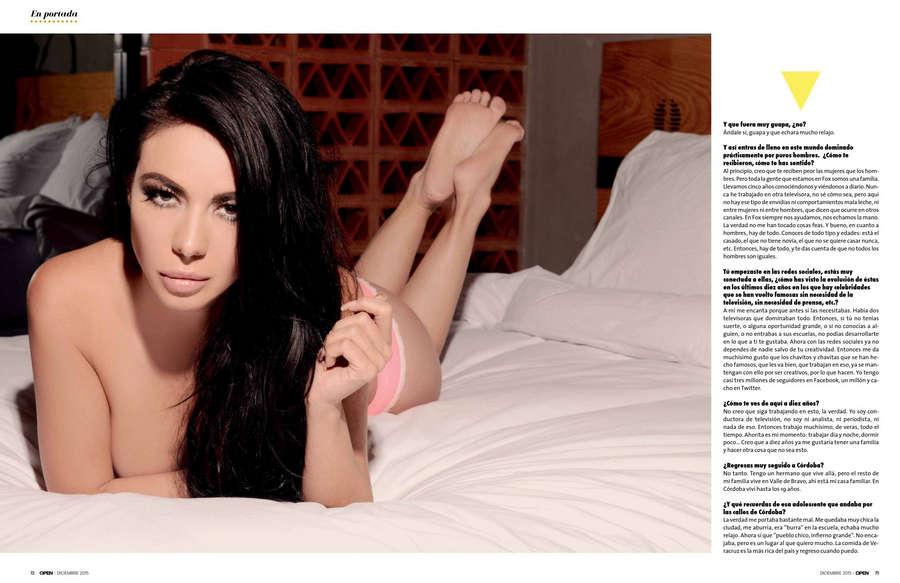 Jimena Sanchez Feet