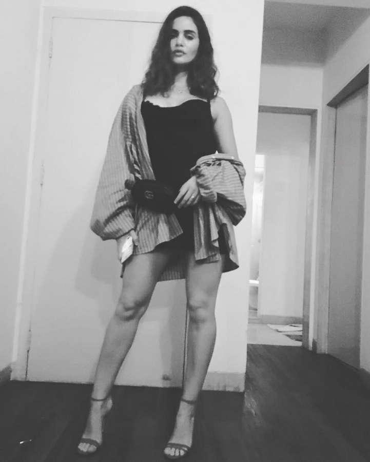 Gabriella Demetriades Feet