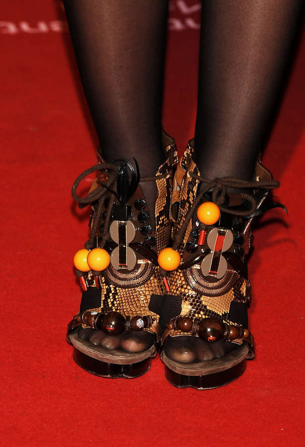 Barbara Lennie Feet
