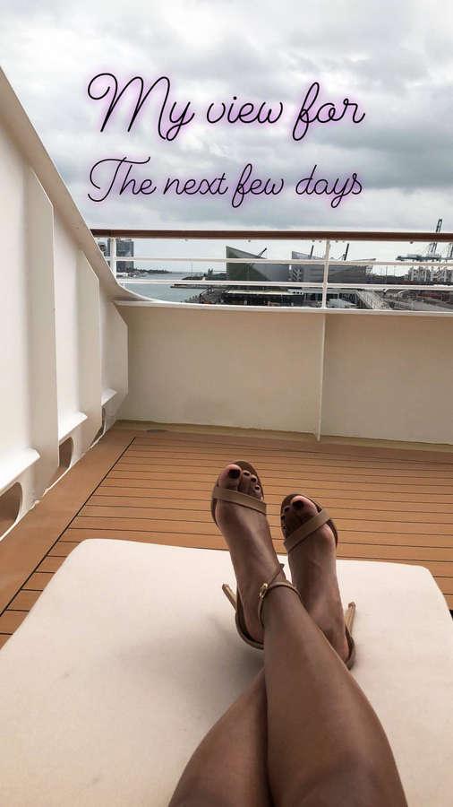 Brandi Reed Feet