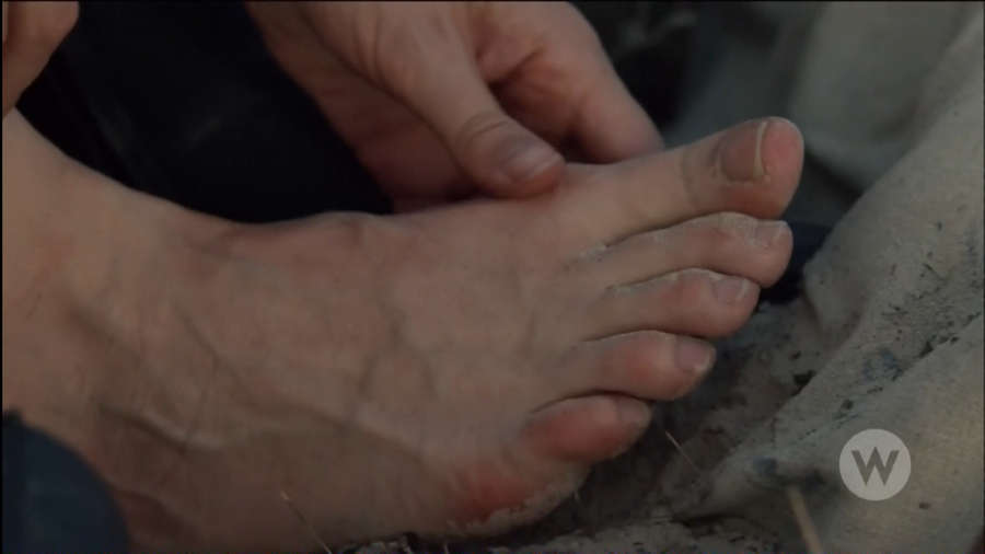 Caitriona Balfe Feet